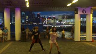 Download Lagu 170826 K.A.R.D - Hola Hola(올라 올라) (Dance cover by AIStudio) @TST Flashmob Gratis STAFABAND