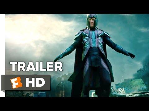 X-Men: Apocalypse TRAILER 3 (2016) -Nicholas Hoult, Michael Fassbender Movie HD