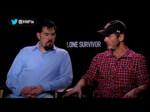 Peter Berg & Marcus Luttrell On The Battle Scenes In 'Lone Survivor'