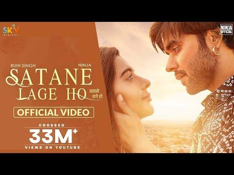 Download Lagu Satane Lage Ho (Full Video) Ninja - Ruhi Singh - Pankaj Batra -Sky- Latest Hindi/Punjabi Songs 2021.mp3