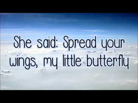 Glee - Wings (Lyrics) HD