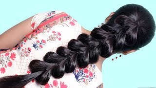 Most Beautiful Hairstyles || New Latest Juda Hairstyles | Hair Style Girl || Trending hairstyles