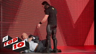 Top 10 Raw moments: WWE Top 10, March 25, 2019