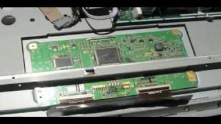 How To Fix Samsung LCD TV - Samsung TV  Repair (Blank Screen)