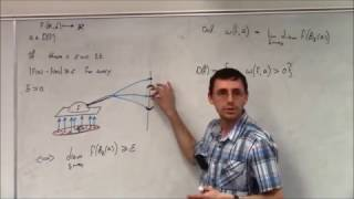 Topics In Analysis (Lecture 14): Discontinuous Functions And Baire Category Theorem
