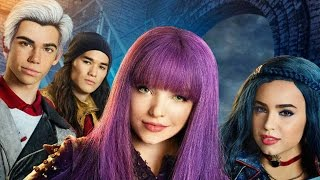 Descendants 2 Release NEW Poster & Teaser Video