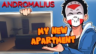 Andromalius - MY NEW APARTMENT TOUR!