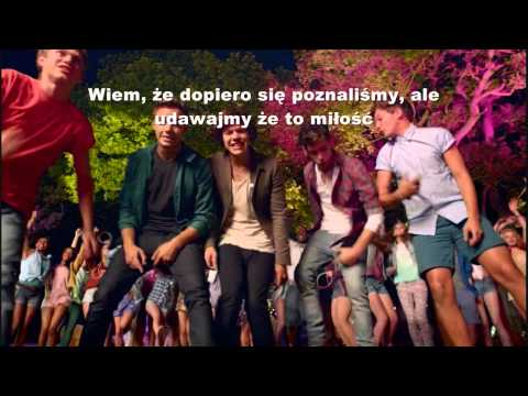 One Direction - Live While We're Young Tłumaczenie Pl video