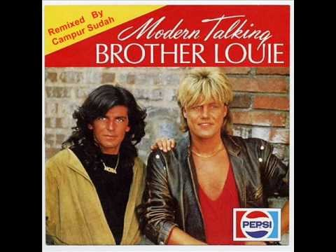 Modern Talking - Brother Louie    Remix 1986 ( Remixed By Campur Sudah ) video