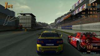 Gran Turismo Concept 2002 Tokyo-Geneva - Mazda6 Touring Car PS2 Gameplay HD
