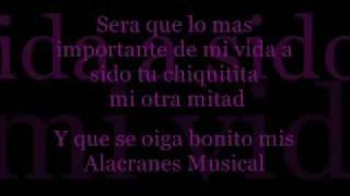 Watch Alacranes Musical Mi Otra Mitad video