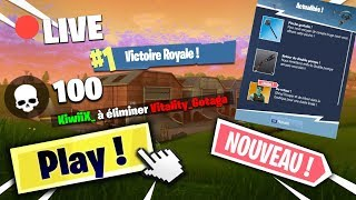 FORTNITE.EPIC GAMES.EXE !| Road to 800 abos ! {Fortnite /Battle Royale}