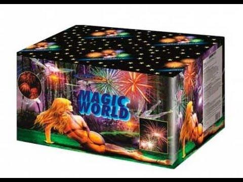 MAGIC WORLD GWM6101 - салют от ТМ Maxsem