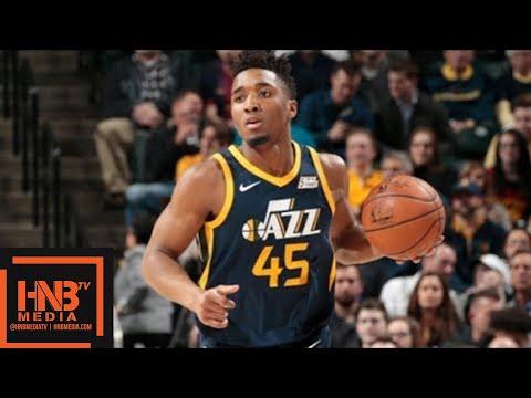 Utah Jazz vs Indiana Pacers Full Game Highlights / March 7 / 2017-18 NBA Season
