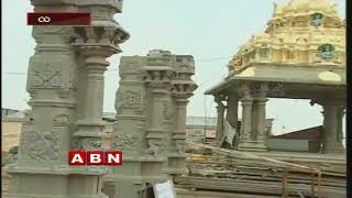 CM KCR warning to officials over Yadadri temple works | Inside