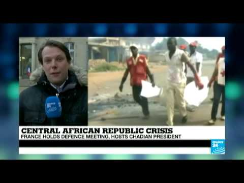 Central African Republic: France holds defence meeting on CAR