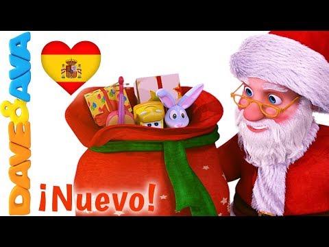 🎁 Santa   Canciones de Navidad   Canciones de Navidad de Dave y Ava 🎁