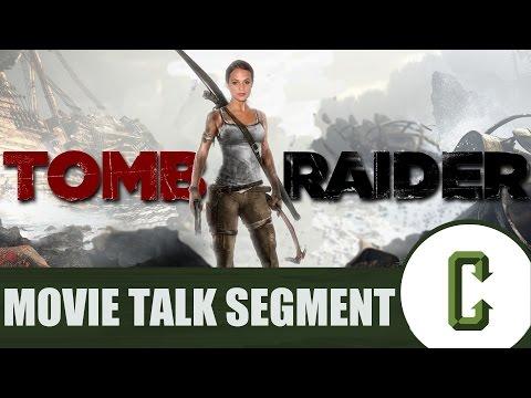 Alicia Vikander To Play Lara Croft In Tomb Raider - Collider