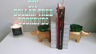 Dollar Tree DIY Bookends
