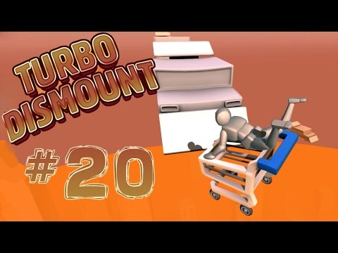 SNOWPLOW HELL | Turbo Dismount - Part 20