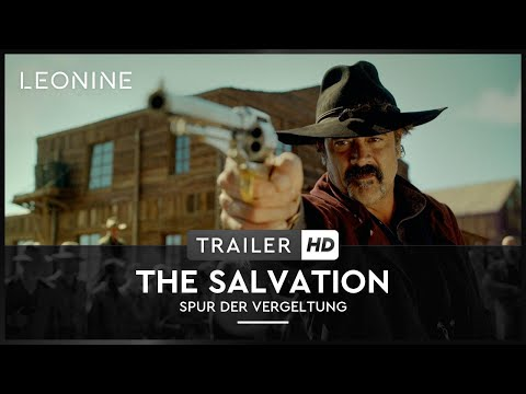 THE SALVATION Trailer deutsch/german (Kinostart 09.10.2014)