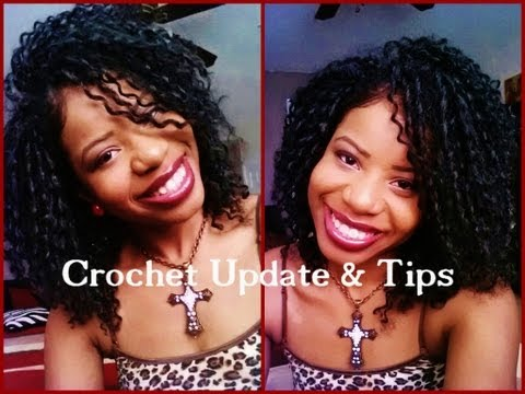 Crochet Braids: UPDATE & TIPS!!