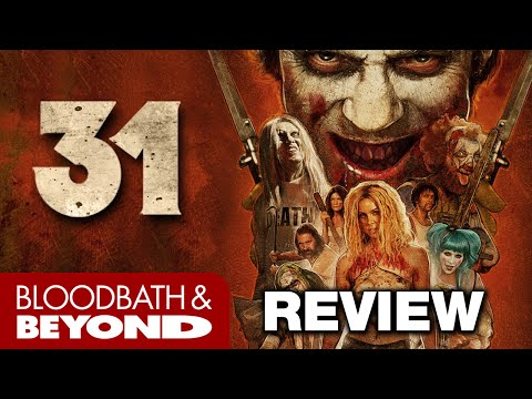 Rob Zombie's 31 (2016) - Horror Movie Review