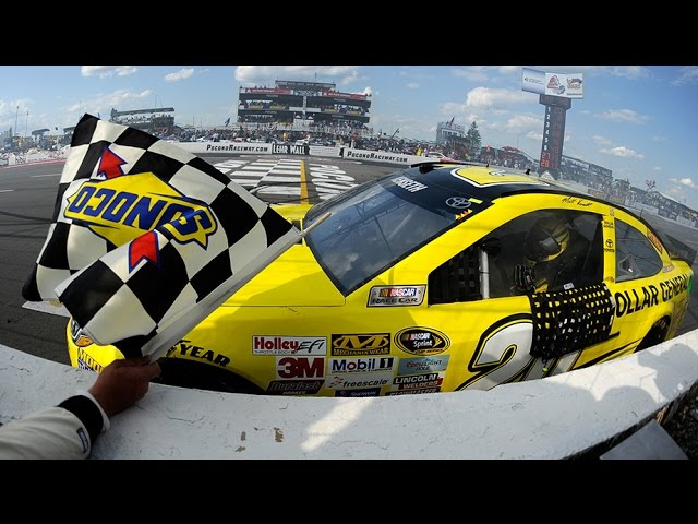 Kenseth victory fueled by Kyle Busch misfortune