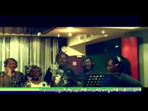 Patience Dabany & les artistes Gabonais - Papa Africa, Goodbye Papa