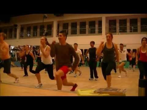 Les Mills Bodyattack 79  Sportcentrum Indoor Action Arnhem video