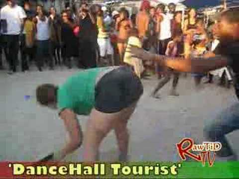 Dancehall Tourist - Rawtid Tv dirawtidyute video