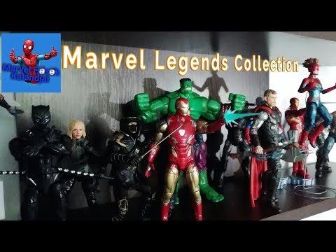 Marvel Legends Collection 2019/ Happy New Year!