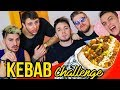 KEBAB CHALLENGE 🌯 ft. Ame, Dose e Paciello   Matt & Bise