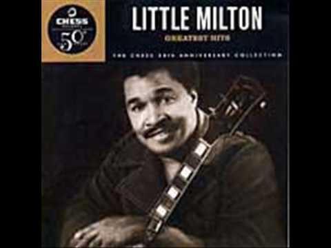 SOMETIMEY-LITTLE MILTON {CHECKER 1967}