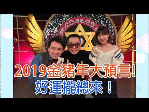 台綜-命運好好玩-20190208-金豬年大預言(李懿、詹惟中老師、小孟老師 )