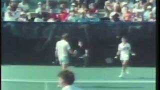 Rosie Casals-Wendy Turnbull vs Barbara Potter-Sharon Walsh 1982 US Open Women's Doubles final