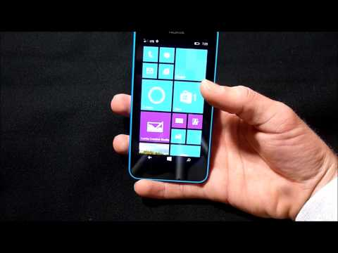 Nokia Lumia 635 (Boost Mobile) - Review Part1