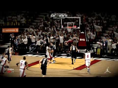 Playoffs game - Nets vs. Heat