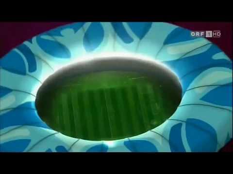 Euro 2012 Of POLAND And UKRAINE - Intro Of UEFA