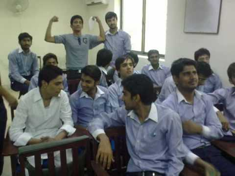 Punjab College Gujrat Ye Pal Haman Yad Ayan Ga .wmv video