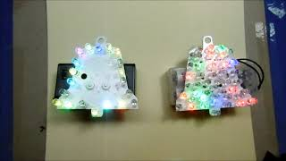 part 2; Two Apogee Color LED Bell Kits AK27027