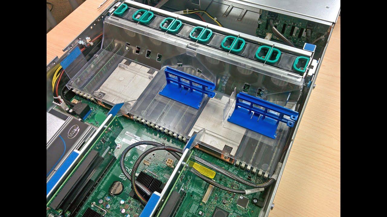 Dual Xeon Server Dual Cpu 18-core Intel Xeon