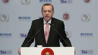 Cumhurbaşkanı Erdoğan: FETÖ varlık gösterdiği tüm ülkelere karşı büyük bir tehdit