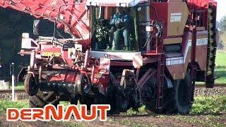 Monstermaschinen bei der Ernte