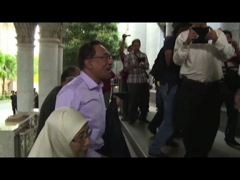 Malaysia's Anwar sodomy verdict raises human rights concerns