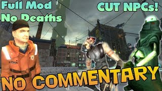 Half-Life 2: BETA: DARK INTERVAL - Full Walkthrough 【NO Commentary】