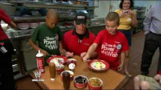 Make a Wish - John Cena and TGI Fridays