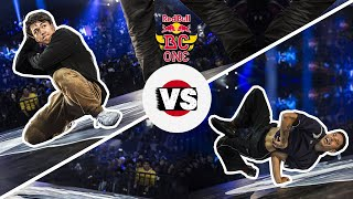 Issei VS Victor | Semifinals | Red Bull BC One World Final 2016