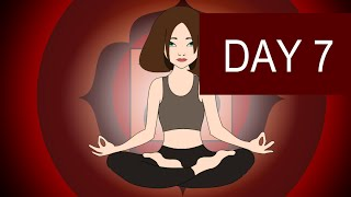 Root Chakra Meditation - Heal and Balance Your Root Chakra - Day 7