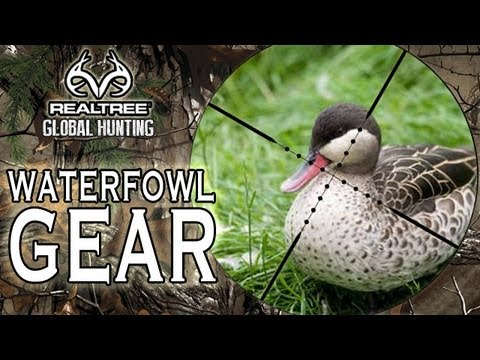 Realtree Global Hunting - Essential Wildfowling Gear